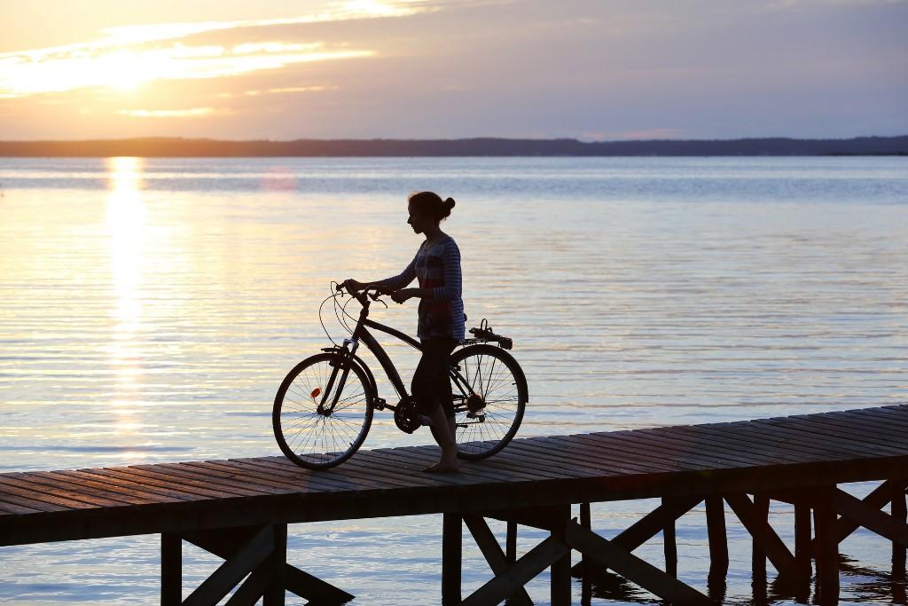 Cyclisme_lac