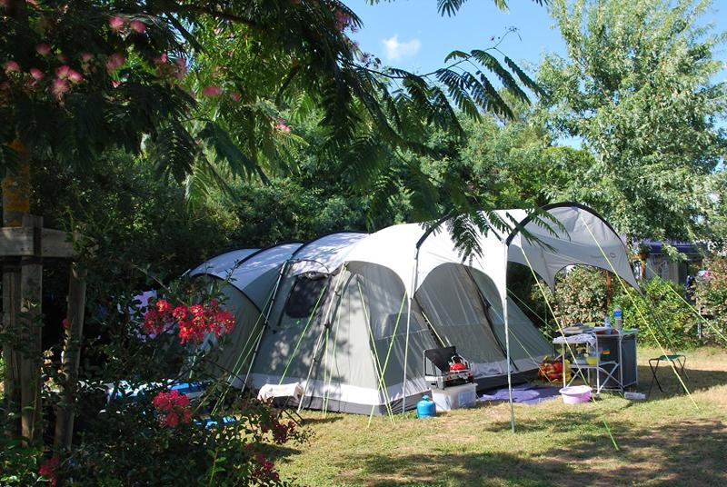 Camping à Biscarrosse dans les Landes