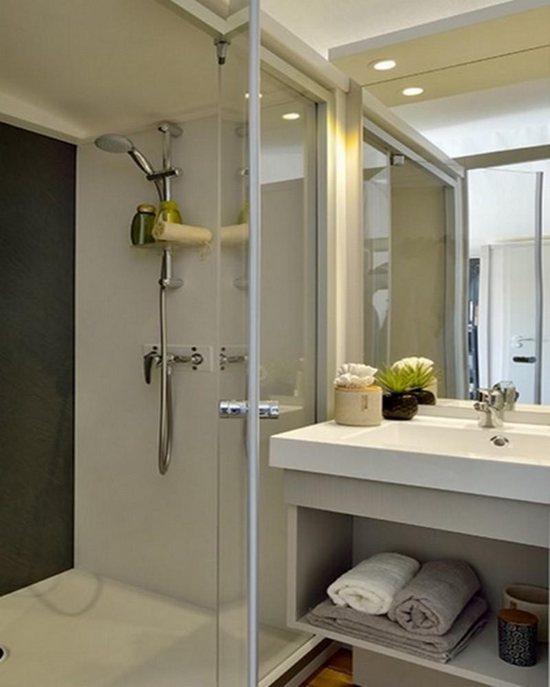 Lodge salle de bain